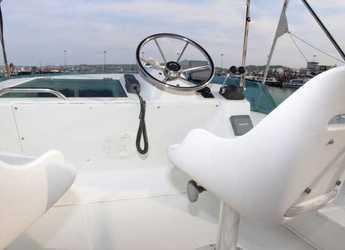Rent a motorboat Antares in Marina el Portet de Denia, Denia