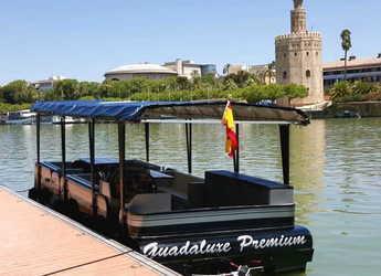 Chartern Sie motorboot in Sevilla - Crucero Guadalquivir