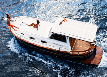 Rent a yacht in Port Mahon - Menorquin Yachts 100