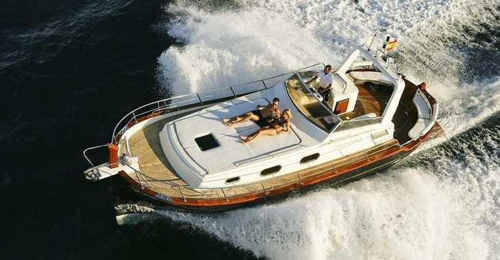 Rent a yacht in Port Mahon - Menorquis Yachts open 120