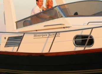 Alquilar yate Menorquis Yachts open 120 en Port Mahon, Mahon