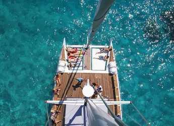 Alquilar catamarán Catamarán en Naviera Balear, Palma de mallorca