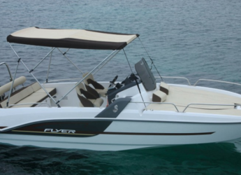 Rent a motorboat in Port Mahon - Beneteau Flyer 6.6
