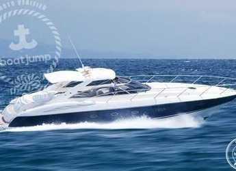 Chartern Sie yacht in Marina Ibiza - Sunseeker Camargue 46
