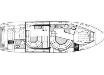Chartern Sie yacht Sunseeker Camargue 46 in Marina Ibiza, Ibiza (stadt)