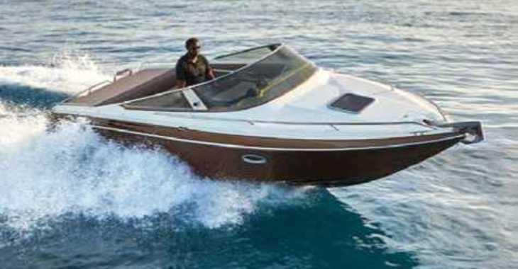 Alquilar barco a motor Cranchi 26 en Ibiza Magna, Ibiza (ciudad)