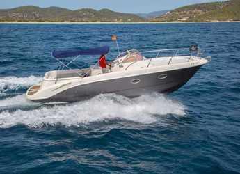 Alquilar lancha en Ibiza Magna - Mano Marine