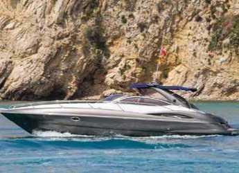 Alquilar yate Sunseeker Superhawk 34 en Ibiza Magna, Ibiza (ciudad)