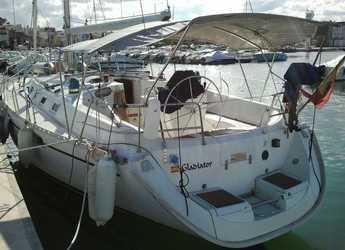 Alquilar velero Beneteau Oceanis 440 en Marina el Portet de Denia, Denia