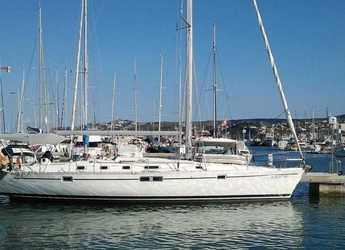 Chartern Sie segelboot in Marina el Portet de Denia - Beneteau Oceanis 440