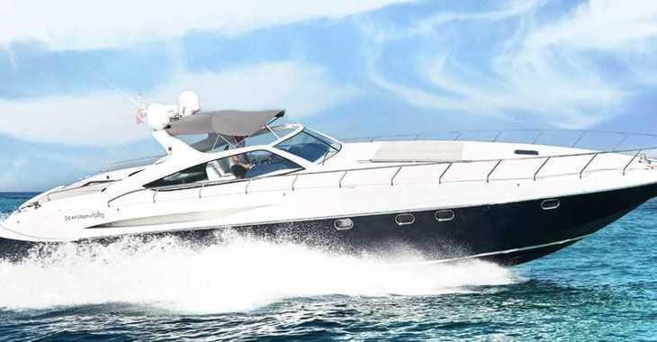 Alquilar yate en Ibiza Magna - Alfamarine 60