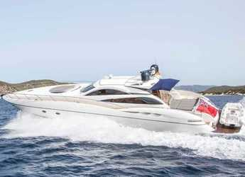 Rent a yacht in Ibiza Magna - Sunsekeer Predator  75