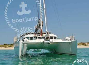 Alquilar catamarán en Club Naútico de Sant Antoni de Pormany - Lagoon 470