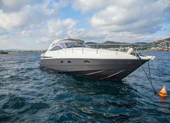 Chartern Sie yacht in Ibiza Magna - Pershing 45