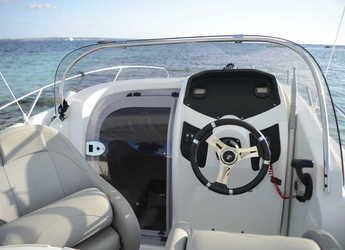 Chartern Sie motorboot BENETEAU FLYER 650 SUN DECK in Marina Botafoch, Ibiza (stadt)