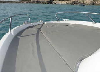 Alquilar lancha BENETEAU FLYER 550 SUN DECK en Marina Ibiza, Ibiza (ciudad)