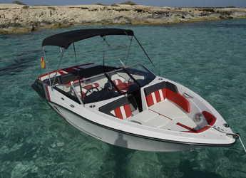 Alquilar lancha en Marina Botafoch -  GLASTRON 205 GTS