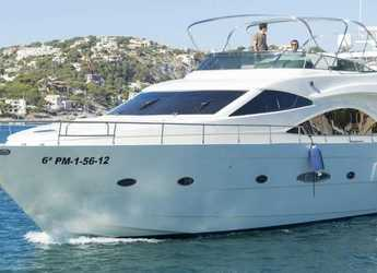 Rent a yacht in Port d'andratx - Astondoa 66