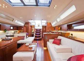 Louer voilier Oceanis 40 à Marina Greenwich, Altea
