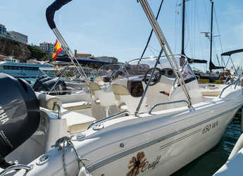 Rent a motorboat in Port Mahon - Pacific Craft 650
