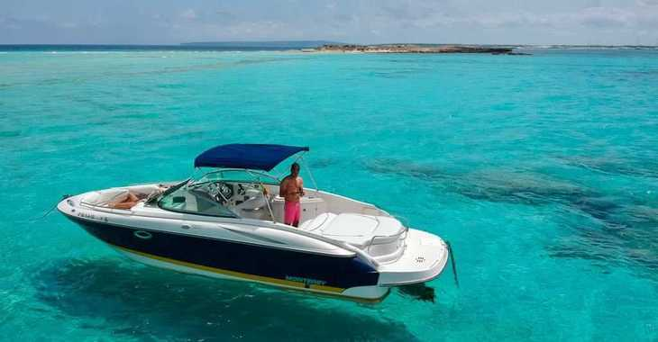 Alquilar lancha en Marina Ibiza - Monterey 278 Super Sport