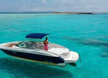 Chartern Sie motorboot in Marina Ibiza - Monterey 278 Super Sport