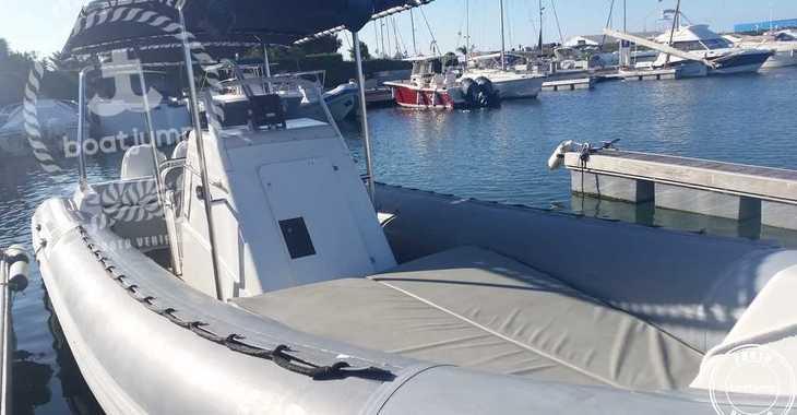Alquilar lancha Sacs S33 X-File en Marina Ibiza, Ibiza (ciudad)