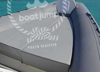 Chartern Sie motorboot Sacs S33 X-File in Marina Ibiza, Ibiza (stadt)