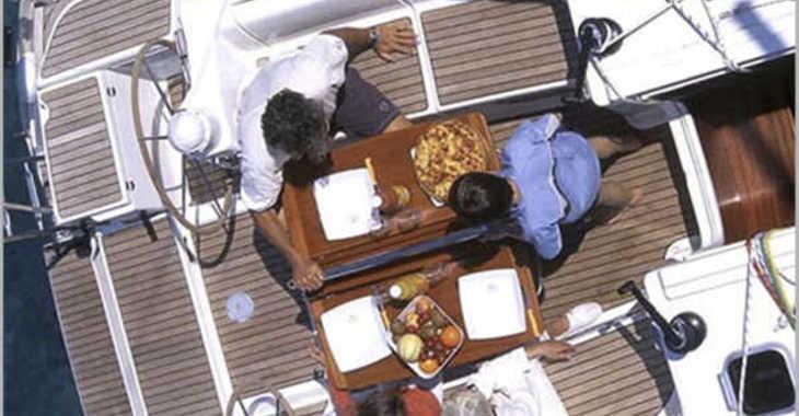 Alquilar velero Dufour 385  Le Grand Large en Marina el Portet de Denia, Denia