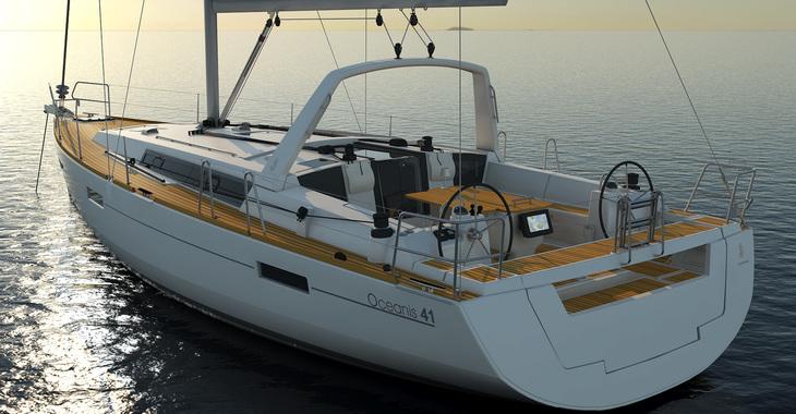 Alquilar velero Oceanis 41.1 en Puerto del Rey Marina, Fajardo