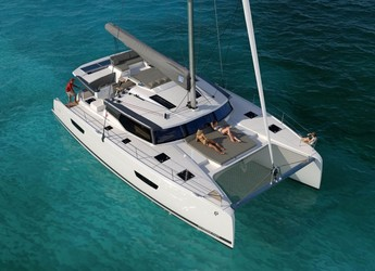 Alquilar catamarán New 47 Owner Versions en Maya Cove, Hodges Creek Marina, Tortola East End
