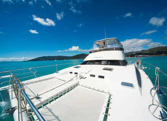 Alquilar catamarán Perry 44.5 PC en Abel Point Marina, Airlie Beach