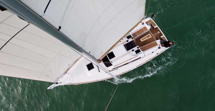 Alquilar velero Dufour 350 Adventure en ACI Marina Dubrovnik, Dubrovnik city