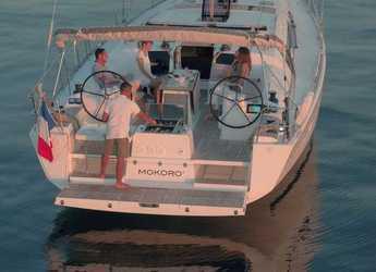 Chartern Sie segelboot in Marina di Portorosa - Dufour 512