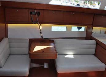 Alquilar velero Dufour GL 412 en Marina el Portet de Denia, Denia