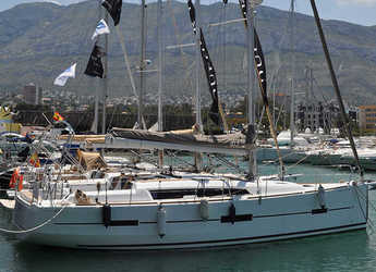Rent a sailboat in Marina el Portet de Denia - Dufour GL 412