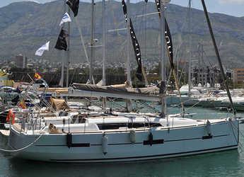 Louer voilier à Marina el Portet de Denia - Dufour GL 412