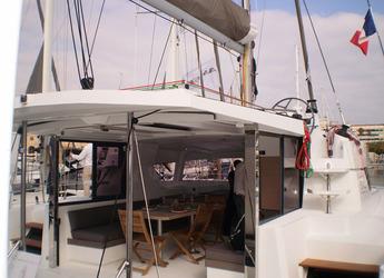 Rent a catamaran Bali 4.0 in Marina Bas du Fort, Pointe-à-Pître