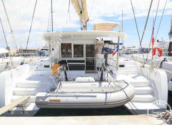 Rent a catamaran in Cala Nova - Lagoon 39