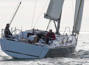 Rent a sailboat Dufour 382 in Ajaccio, Corsica