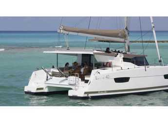 Rent a catamaran in Jolly Harbour - Fountaine Pajot