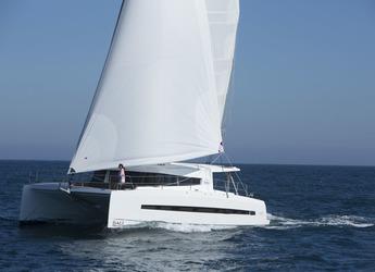 Rent a catamaran in Marina Port Royale - Bali 4.5