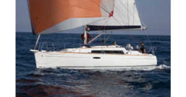 Rent a sailboat Oceanis 31 in Zaton Marina, Zaton