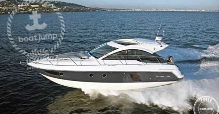 Rent a yacht in Marina el Portet de Denia - Beneteau Flyer 12