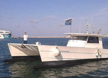 Chartern Sie katamaran in Marina el Portet de Denia - Mascalzone