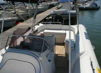 Rent a dinghy ALSON FLASH 750 in Es Portitxol, Palma de mallorca