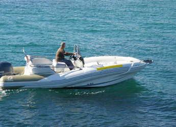 Rent a dinghy Zodiac NZO 600 in Es Portitxol, Palma de mallorca