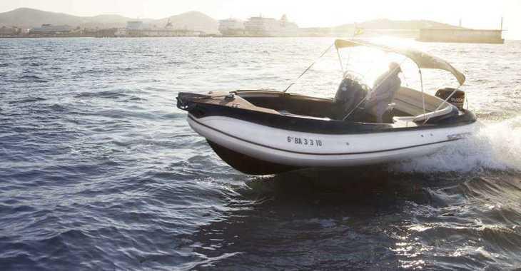 Alquilar barco a motor Scanner 710 en Marina Ibiza, Ibiza (ciudad)