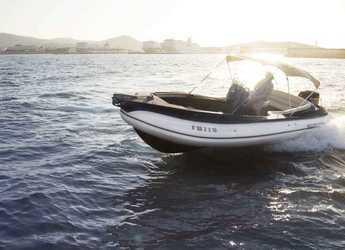 Alquilar lancha Scanner 710 en Marina Ibiza, Ibiza (ciudad)