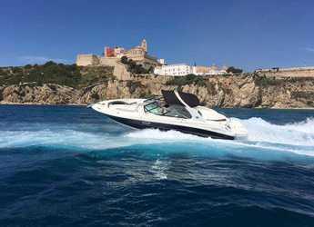 Rent a motorboat in Marina Ibiza - Sea Ray 290 SLX